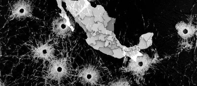México se encamina a batir récord en las cifras de violencia durante el 2018