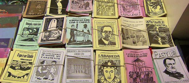 Literatura de cordel recebe reconhecimento de patrimônio imaterial do Brasil