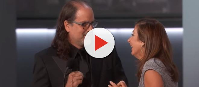 Emmys: Glenn Weiss proposes on stage, fans on Twitter say best Emmy moment ever