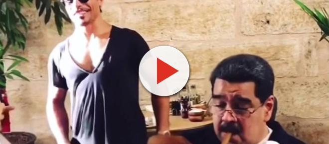 Enquanto o povo venezuelano passa fome, Maduro almoça em restaurante caríssimo na Turquia