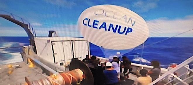 Plastica nei mari, partita negli Usa la missione della ong Ocean Cleanup per rimuoverla