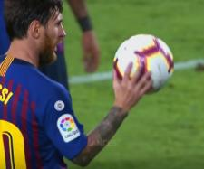 Lionel Messi [Imagem via YouTube]