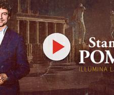 Alberto Angela conduce Stanotte a Pompei sabato 22 settembre su Rai 1 - raipubblicita.it