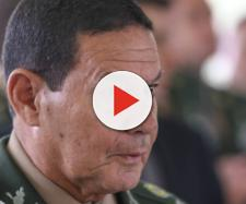 Declarações de general Mourão irrita militares