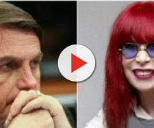 Internautas descobrem tweet antigo e polemico de Rita Lee contra Bolsonaro