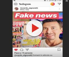 'Ritorno di fiamma tra Belen Rodriguez e Corona': lui smentisce, è una fake news