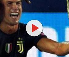 Ronaldo espulso, via in lacrime