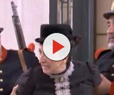 Una Vita, puntate italiane: l'arresto di Ursula Dicenta