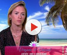 Virginie donne des explications sur la bise qu'elle a donné à Vincent