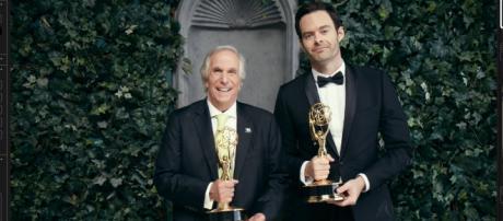 Emmy Awards, dopo quasi cinquant'anni di carriera, anche Fonzie vince l'Emmy Awards