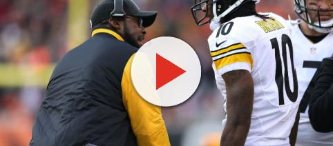 Steelers drama continues. [Image Source: ESPN - YouTube]