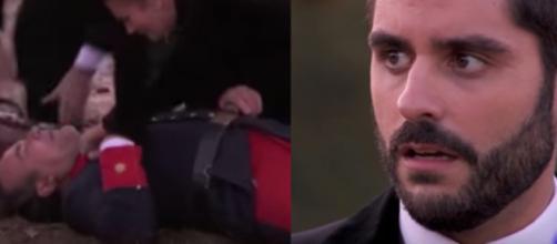 Anticipazioni, Una Vita: Victor ferisce gravemente Arturo durante un duello