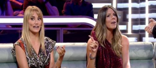 Bronca entre Alba Carrillo y Laura Matamoros en Límite 48 horas de Gran Hermano VIP