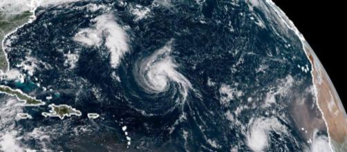 Formazione di cicloni tropicali