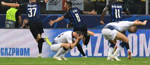 Inter Tottenham 2-1: gol di Eriksen, Icardi e Vecino   Risultato ... - tpi.it