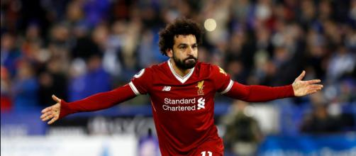 Mo Salah Delights Fans In A Chippy And Around Liverpool - SPORTbible - sportbible.com