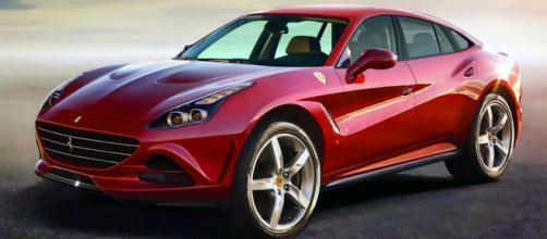Purosangue sarà il crossover di casa Ferrari (Fonte Autowrap)