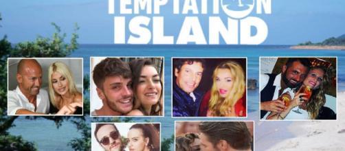 Temptation Island Vip 2018 ascolti debutto