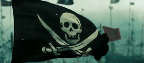 Today is National Talk Like a Pirate Day! [Image source: Wikimedia Commons]