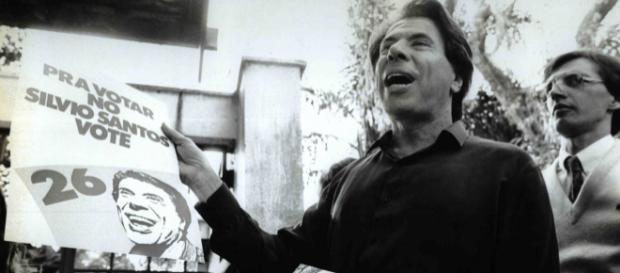 Candidatura de Silvio Santos levou eleição presidencial à Justiça
