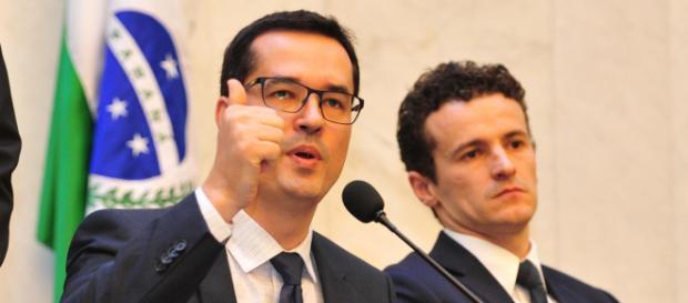 Deltan Dallagnol critica Segunda Turma da Corte e exalta entrada de Cármen Lúcia. (foto reprodução).