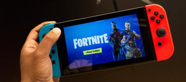 Fortnite is being bundled with the Nintendo Switch. [Image source: Polygon/YouTube]