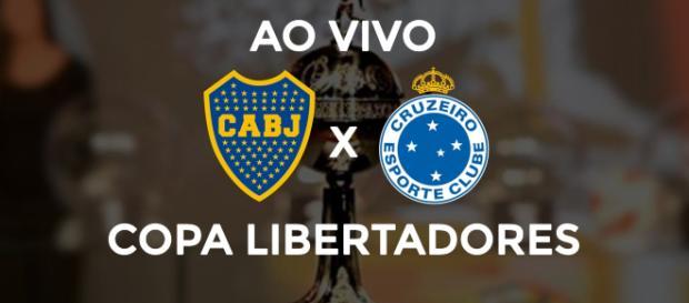 Libertadores: Boca Juniors x Cruzeiro ao vivo