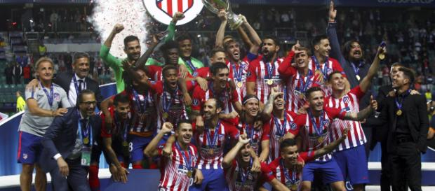 Supercopa de Europa: Atlético de Madrid, derrotó 4-2 a Real Madrid ... - com.uy