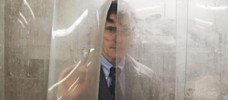 O olhar penetrante do assassino Jack (via The Times)