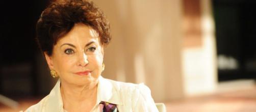 Beatriz Segall, que encarnou, muitos papeis e a vilã Odete Roitman