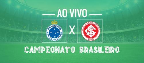 Campeonato Brasileiro: Cruzeiro x Inter ao vivo