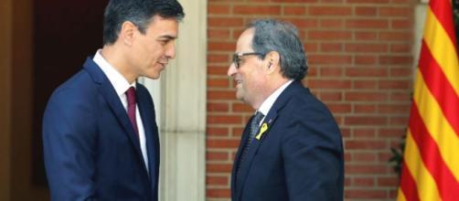 El debate del presidente de Cataluña y su iniciativa de ser independiente de la nación España