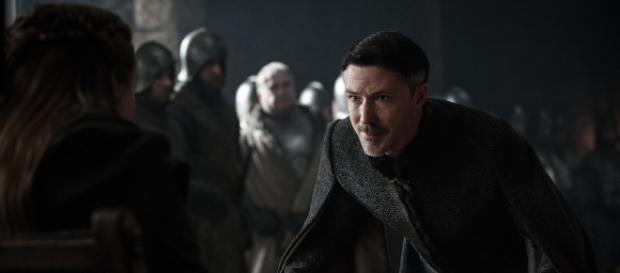A theory suggests Littlefinger might still be alive. - [TheCell8 / YouTube screencap]
