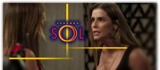 Karola passará a ser a grande vilã de Segundo Sol