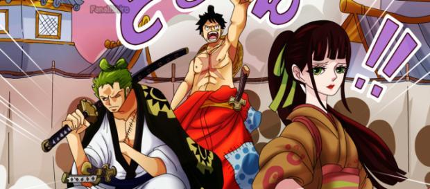 En el capítulo 916 de One Piece, Luffy enfrentará serios problemas.