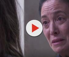 Anticipazioni Una Vita: Teresa riceve la visita di Fabiana in ospedale