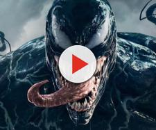 Eddie Brock and his symbiote take on the Life Foundation in the 'Venom' film [Image Credit: The Marvelous Wave/YouTube screencap]