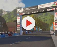 Mondiali di ciclismo su strada a Innsrbuck
