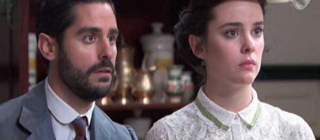 Anticipazioni Una Vita: Maria Luisa e Victor scoprono che Elvira è viva