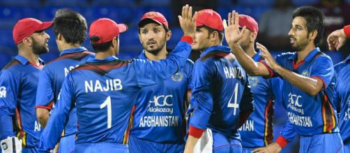 Afghanistan and Ireland go head to head with one eye on ICC ... - icc-cricket/Twitter