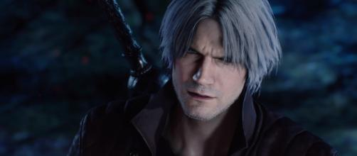 Dante's gameplay trailer has been showcased at this year's Tokyo Game Show event [Image Credit: Devil May Cry/YouTube screencap]