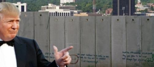 Donald Trump consiglia alla Spagna di costruire un muro nel Sahara come quello in Messico