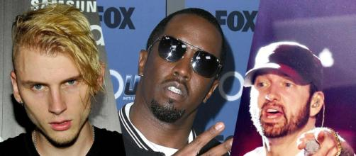 Tension is boiling right now between two of the biggest names in hip-hop history. image - theblast.com
