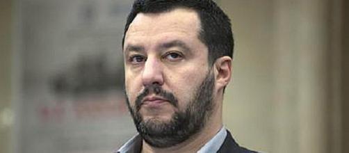 Matteo Salvini e la Lega per quota 100 con la pace contributiva