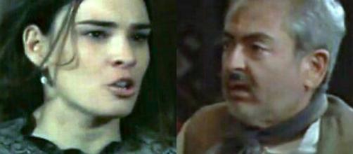 Spoiler Una Vita: Leonor accusa Servante di essere il responsabile della morte di Pablo