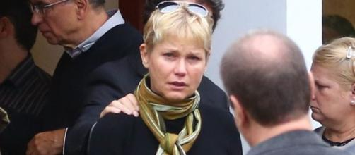 Xuxa Meneghel, apresentadora da Record.