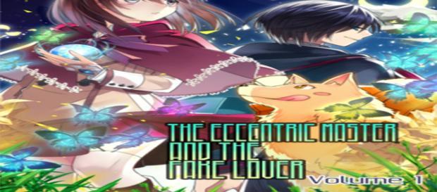 """Der Anime in elektronischer Form """"Exzentrischer Meister und der falsche Liebhaber"""""""