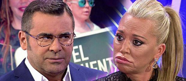 Jorge Javier le dio una seria advertencia a Belén