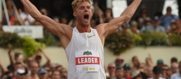Kevin Mayer, un record du monde venu d'ailleurs - Athlétisme - lefigaro.fr