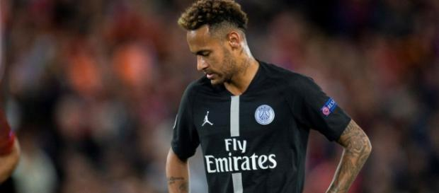 PSG : Neymar massacré par la presse internationale